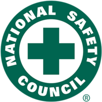 certified by the National Safety Council
